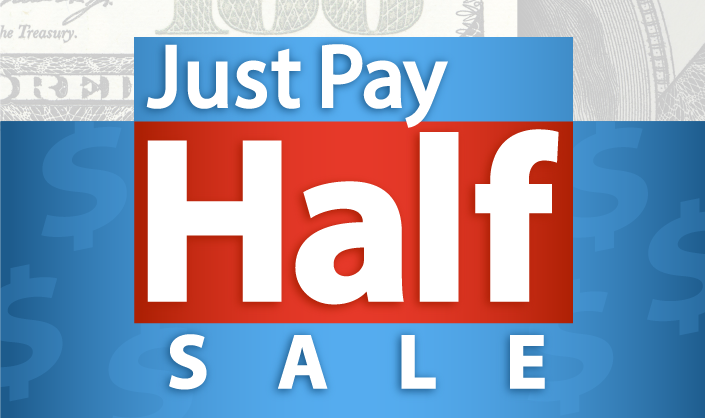 Just Pay Half logo 169x100px 300ppi